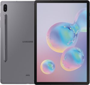 A picture displaying Samsung Galaxy Tab S6 5G - Best 5G Tablets