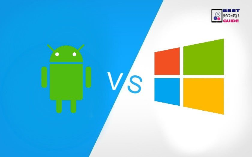 Difference Between Android OS and Windows OS