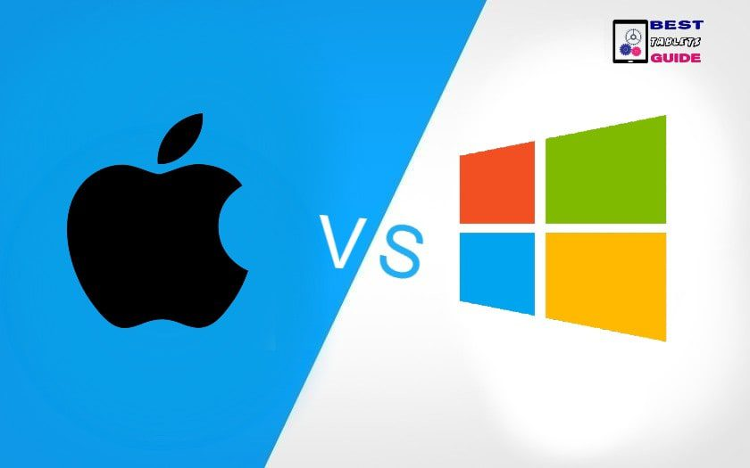 Difference Between Apple iOS and Windows OS
